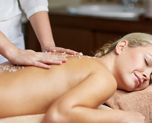 Massage therapy 6