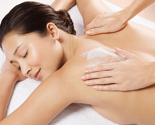 Relaxing massage Origen 4