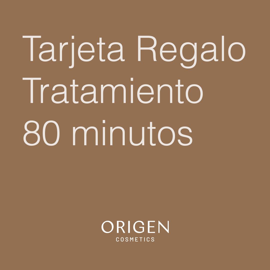 TARJETA REGALO TRATAMIENTO 80 min 1