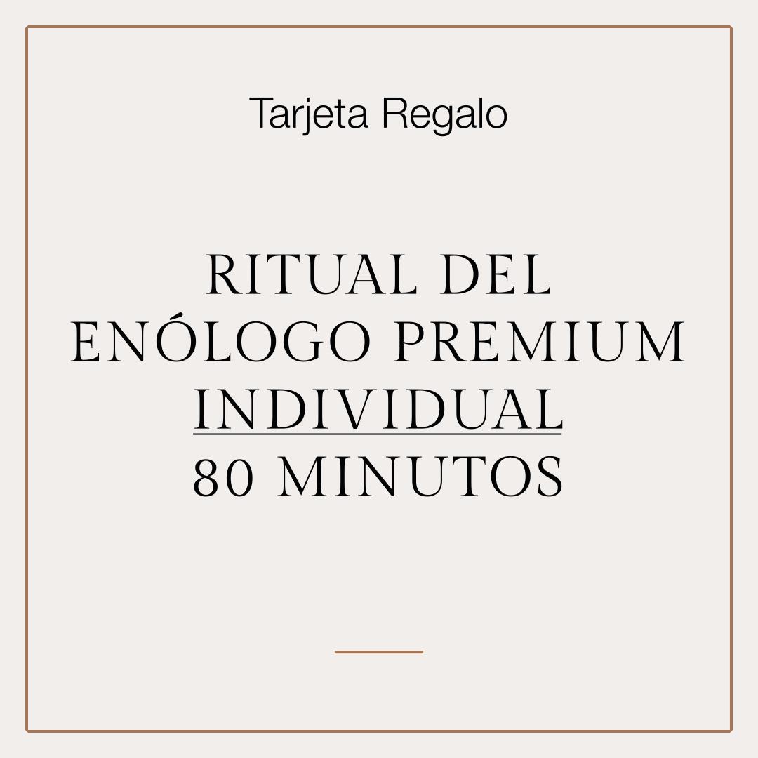 Tarjeta Regalo Ritual del Enólogo Premium individual 1