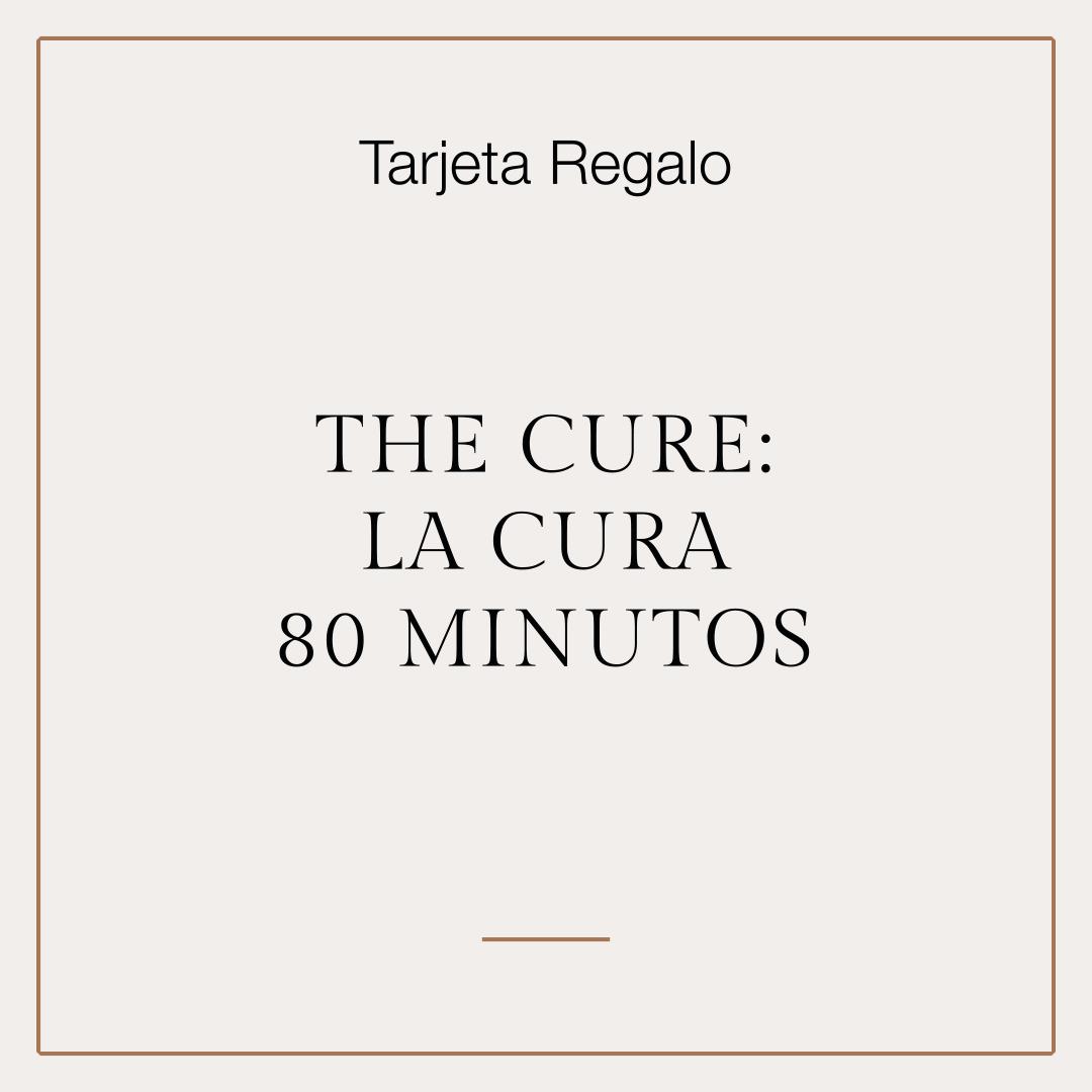Tarjeta Regalo Tratamiento The Cure: La Cura 1